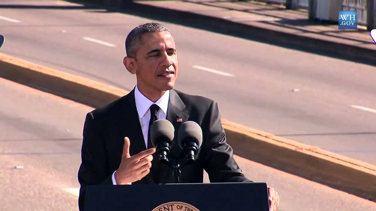 We Are The Change We Seek' Looks Back At President Obama, In