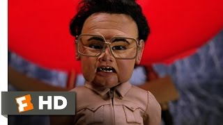 Team America: World Police (6/10) Movie CLIP - I'm So Ronery (2004) HD