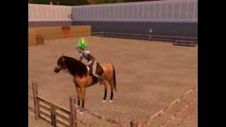 Sims 3 Pets Spirit: Get Off Of My Back!
