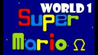 Super Mario Omega World 1 [SMW ROM HACK]