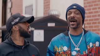 "Problem feat. Freddie Gibbs & Snoop Dogg - ""Don't Be Mad At Me"" (Remix) (Official Video)"