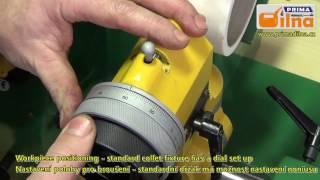 Prima Dilna video - Warco Universal Cutter Grinder - Univerzalni nastrojova bruska