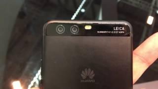 Huawei P10 - wideoprezentacja (MWC 2017)