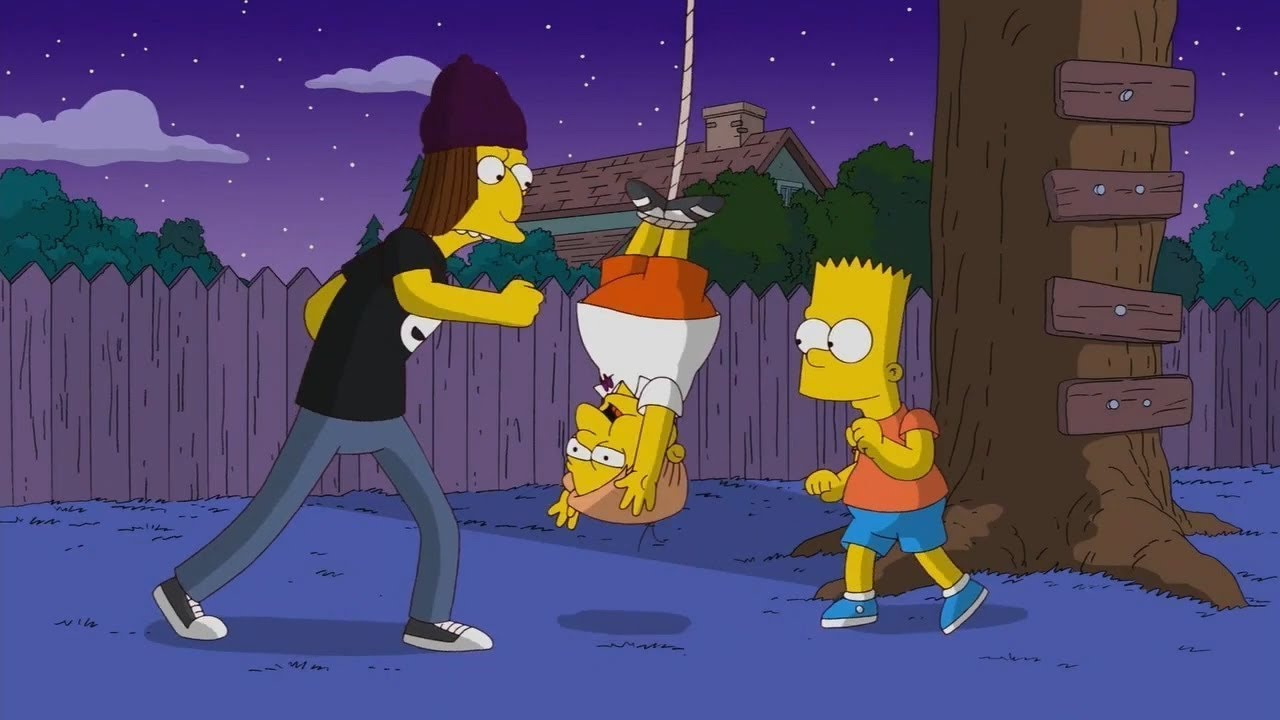 Download This is what happens when you're addicted to SNS [The Simpsons]