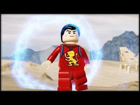 LEGO Marvel Superheroes 2 DC Superheroes! Customs!