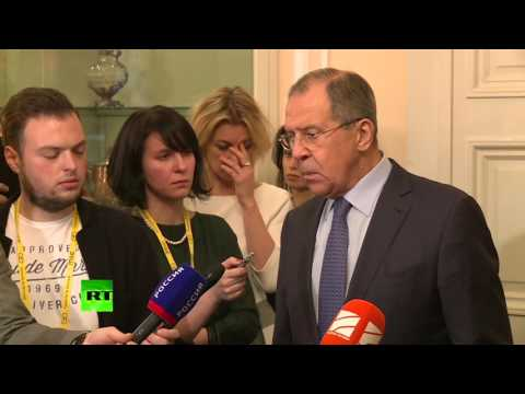 Moscow condemns blockade of Donbass, 'Normandy Four' colleagues support us - Lavrov