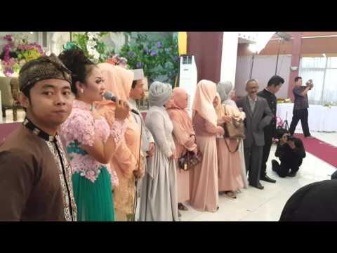Sawer Panganten @Dewi Sartika Soreang