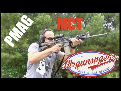 Magpul Gen M3 MCT PMAG: The Official USMC Magazine Review (4k)