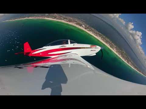 Redline Airshows 360 Video - Pensacola Beach Show 2018