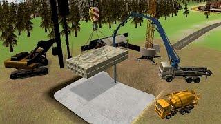 Bridge Construction Sim 2 (by Game Mavericks) Android Gameplay [HD]