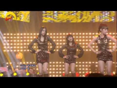 Eunjung T ara cry on stage day by day - Eunjung khóc trên sân khấu