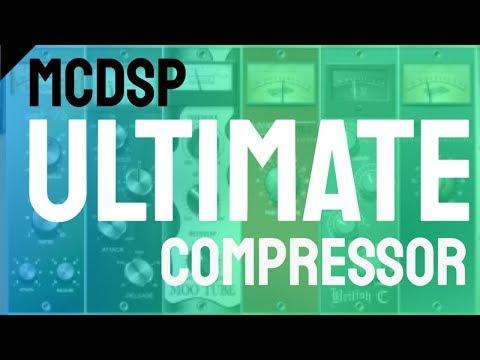 McDSP 6030 Ultimate Compressr