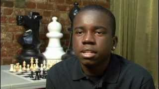 13 Year Old Crowned Youngest Black Chess Master.