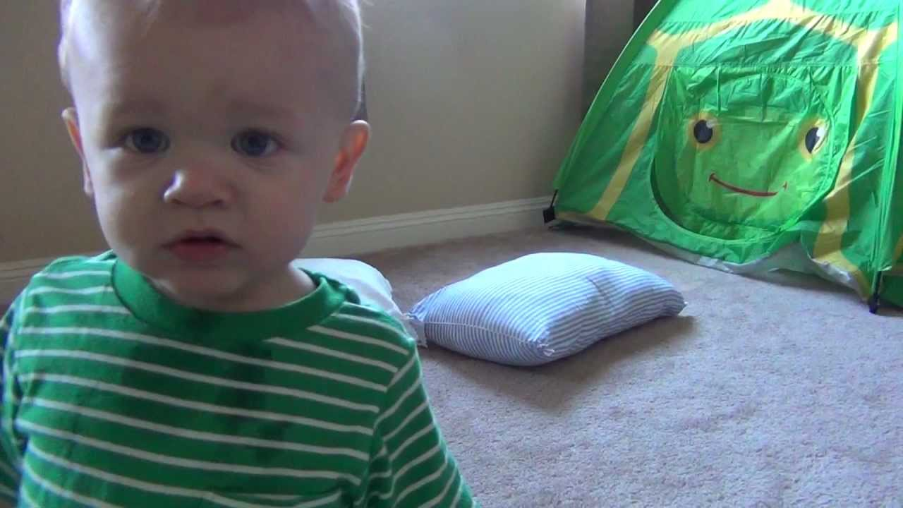 Evan and his Tootle Turtle Tent  sc 1 st  YouTube & Evan and his Tootle Turtle Tent - YouTube