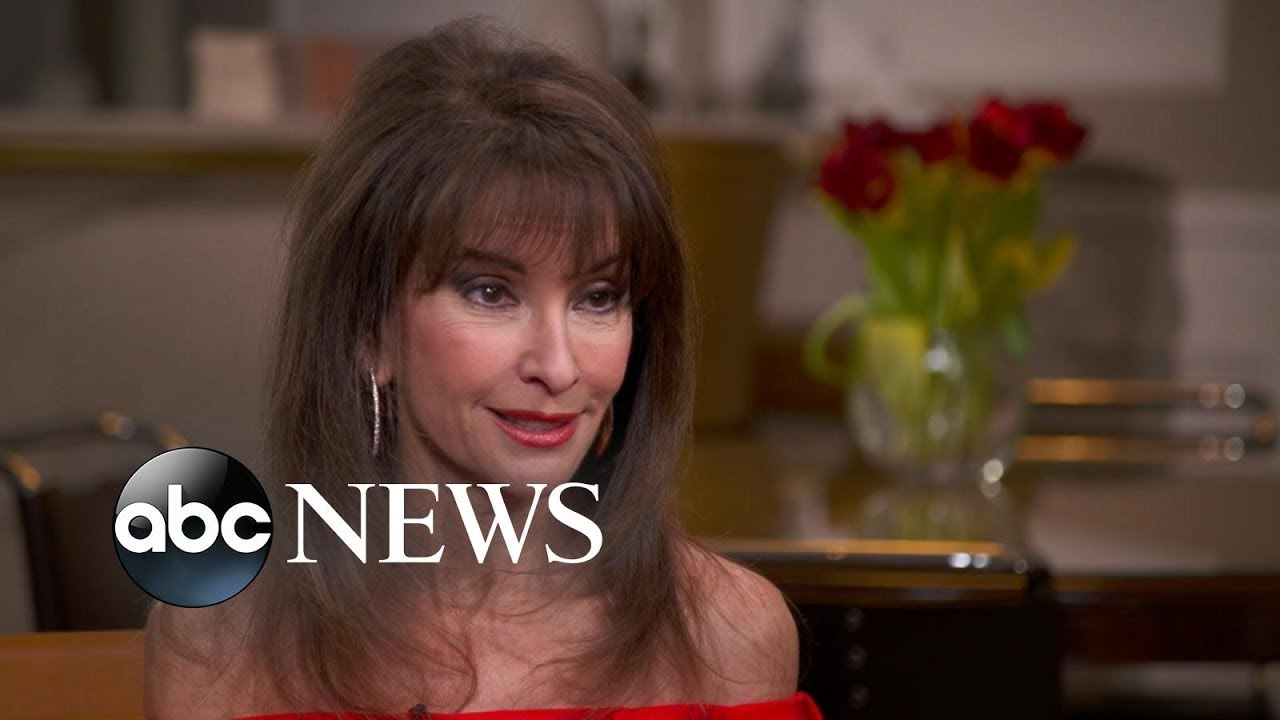 Susan Lucci: 'I'm lucky to be alive' after heart surgery