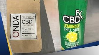 FOX 12 Investigators test CBD labeling at local cannabis, hemp testing facility