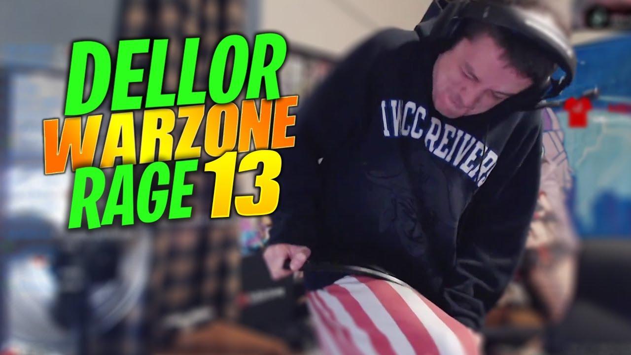 Download DELLOR COD WARZONE RAGE COMPILATION 13