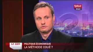 Le 22h - Invités : Claude Weil, Jean-Sébastien Ferjou, Jean-Louis Gombeaud, Hervé Baudry