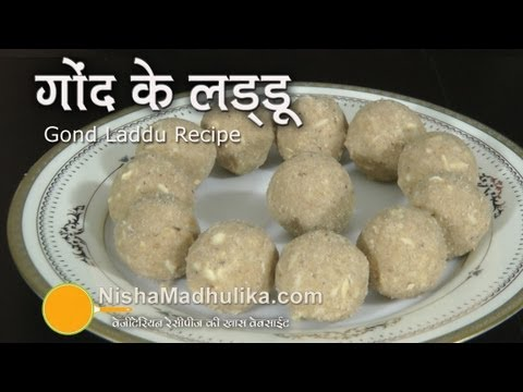 Gond ke Laddu Recipe
