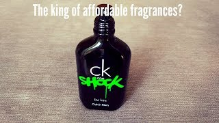 CK One Shock review