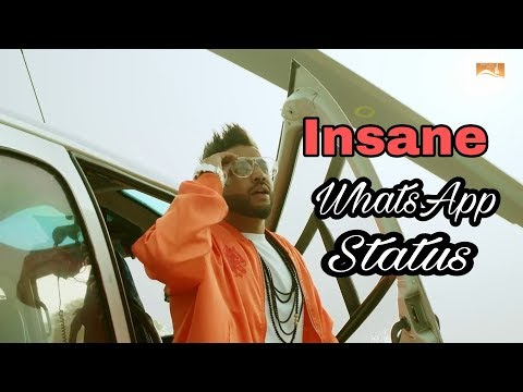 Insane Song Whatsapp Status Sukhe Jani...