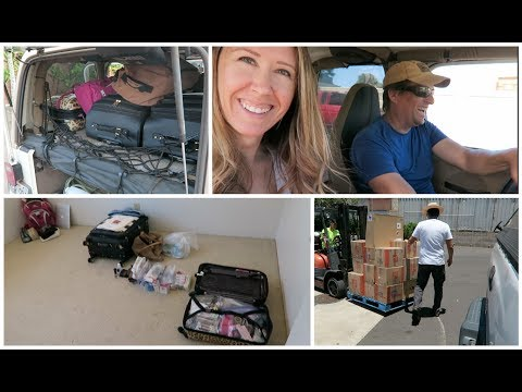 Moving Vlog | Hawaii To The Mainland