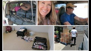 moving vlog   hawaii to the mainland
