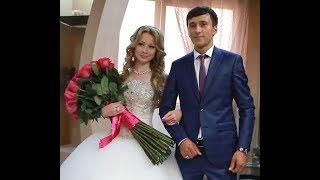 Свадьба в Махачкале. Красивая пара.