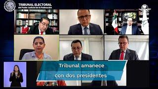 La crisis que ha vivido el Tribunal Electoral del Poder Judicial de la Federación (TEPJF) desde hace meses, terminó ayer en una rebelión de 5 de los 7 magistrados que integran su Sala Superior
