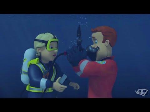Sam le pompier Saison4 en français - Dernier Episode - Le trésor de Phil le pirate