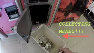 Collecting MONEY From My Machines!