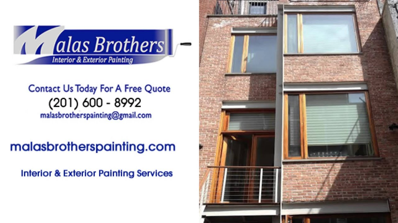 licensed house painting bergen county nj youtube