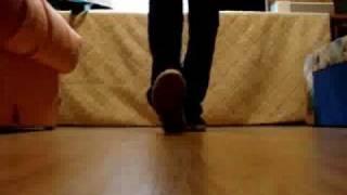 DnB lessons 2011 modern dance