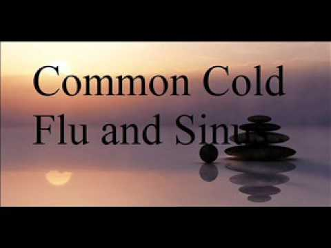 8 hours Common Cold, Flu And Sinus Congestion Treatment Binaural Beats Music
