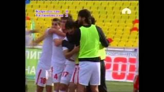 Кыргызстан - Таджикистан - 1:4. Все голы матча