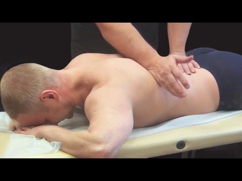 Массаж предплечьями. Особенности работы на разных частях тела. Проработка массируемой области