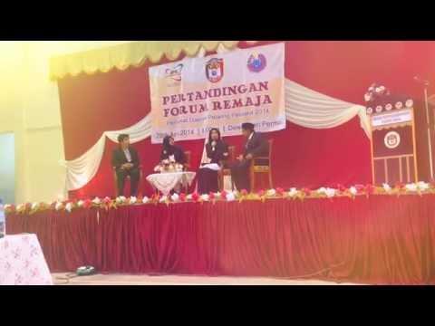 29.04.14 SMKPBP1 Pertandingan Forum Remaja Daerah PPDPP