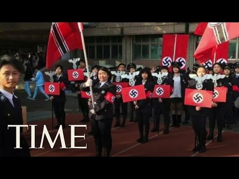 Nazi-Themed High School Parade In Taiwan Sparks Outrage | TIME