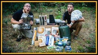 Gigantische Verlosung / Gewinnspiel / Give away für 60.000 Abonnenten - Outdoor Bushcraft Survival