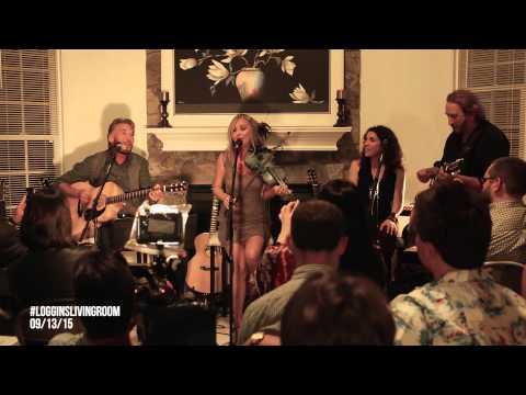 Kenny Loggins (feat. Jessy Lynn Martens)- Danger Zone [#LogginsLivingRoom]