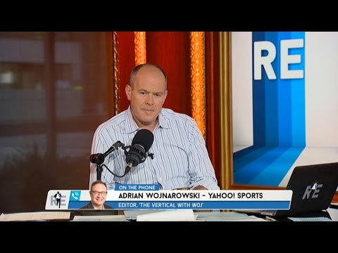 Adrian Wojnarowski of Yahoo Sports Talks NBA & More - 7/22/16