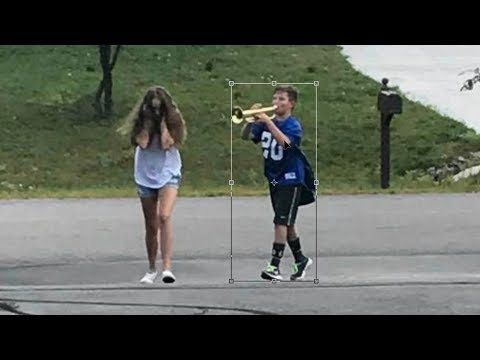 Photoshop Tutorial - Trumpet Boy thumbnail