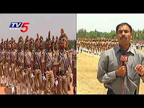 All Set To TRS Formation Day Celebrations | Parade Ground | Secunderabad | TV5 News