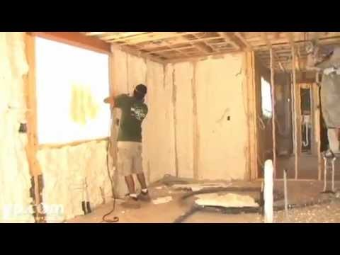 Spray Foam Insulation in S  Maine & NH | Anderson Insulation ME