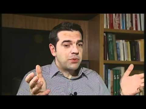 Alexis Tsipras interview (in Greek)