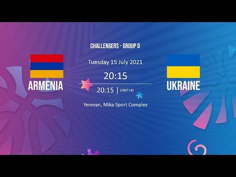 Armenia vs Ukraine
