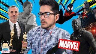Oscars 2019: Roma 10 nominaciones - Black Panther, Avengers y Spider-Man HISTÓRICO | QR