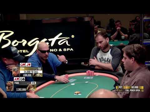 2017 Fall Poker Open Championship $1M Guaranteed!