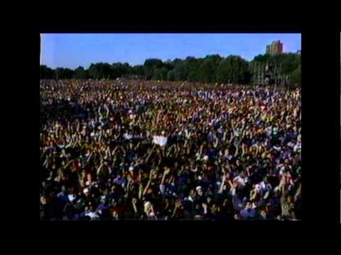 Diana Ross Live In Central Park Why Do Fools Fall In Love