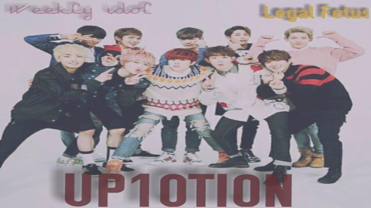 [ENG SUB] 160113 UP10TION Weekly Idol 업텐션 주간 아이돌 ep 233 HD